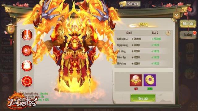 Thiên Long Kiếm Gamota cập nhật phiên bản mới đón Noel, tặng Code cho game thủ - Ảnh 4.
