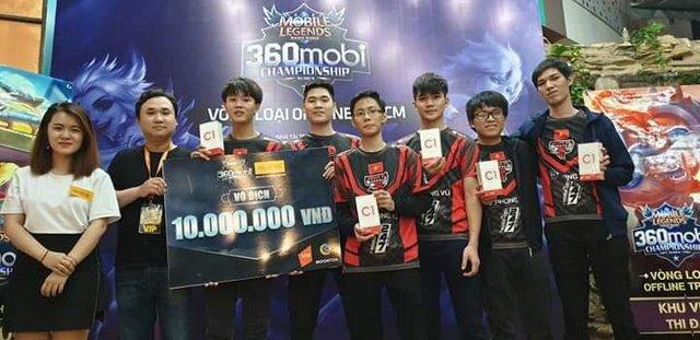 Buffalo Bang Bang và khát vọng làm rạng danh Mobile Legends: Bang Bang Việt Nam - Ảnh 2.