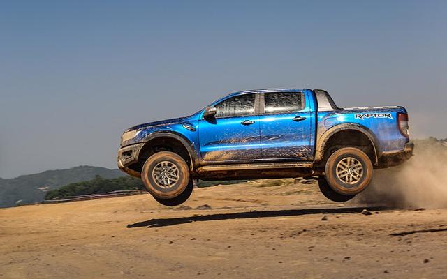 Ford Ranger Raptor - Đỉnh cao của giới hạn thách thức - Ảnh 3.