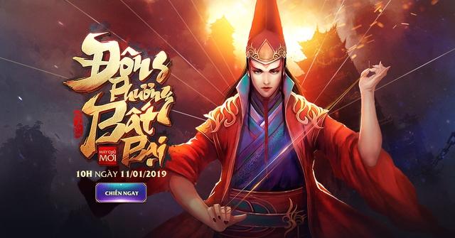 Cửu Âm Chân Kinh ấn định ngày 11/01 sẽ chính thức ra mắt máy chủ mới Đông Phương Bất Bại - Ảnh 1.