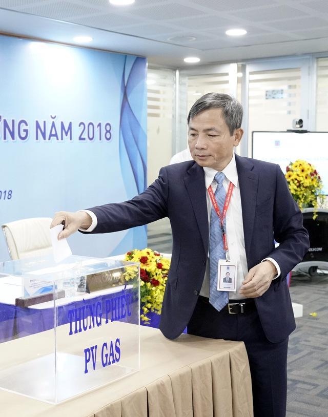 Đại hội đồng cổ đông bất thường Tổng Công ty Khí Việt Nam – 2018 - Ảnh 2.