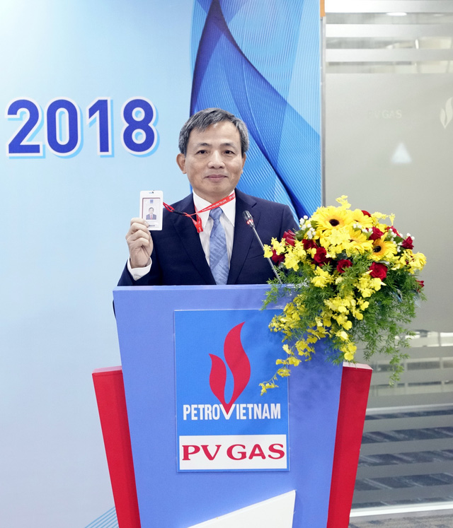 Đại hội đồng cổ đông bất thường Tổng Công ty Khí Việt Nam – 2018 - Ảnh 4.