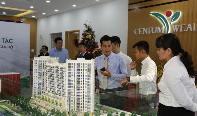 Centum Wealth Complex tung 80 căn hộ cao cấp đầu năm 2019 - Ảnh 1.