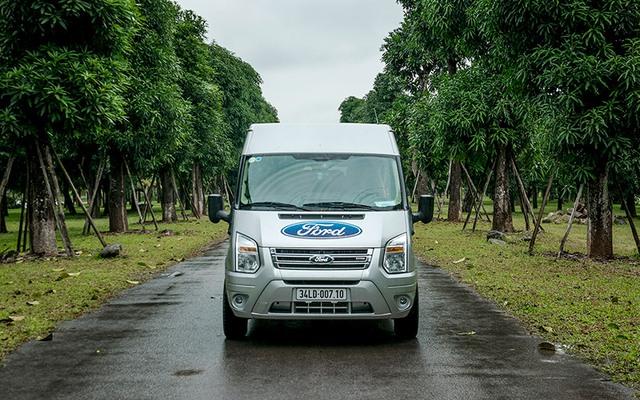 Ưu thế của Ford Transit so với đối thủ khi chọn xe cho doanh nghiệp vận tải - Ảnh 4.