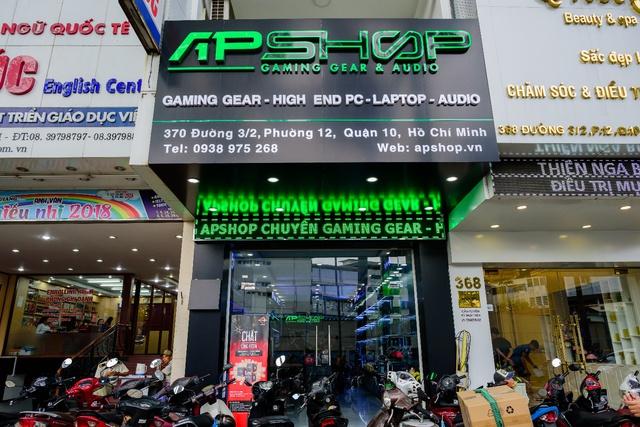 APSHOP điểm đến lý tưởng cho Giới công nghệ và Anh em Game thủ - Ảnh 1.