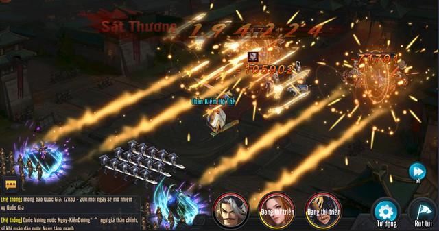 Đánh giá Công Thành Xưng Đế Mobile ngày đầu ra mắt: Món ngon đầu năm dành cho fan chiến thuật - Ảnh 3.