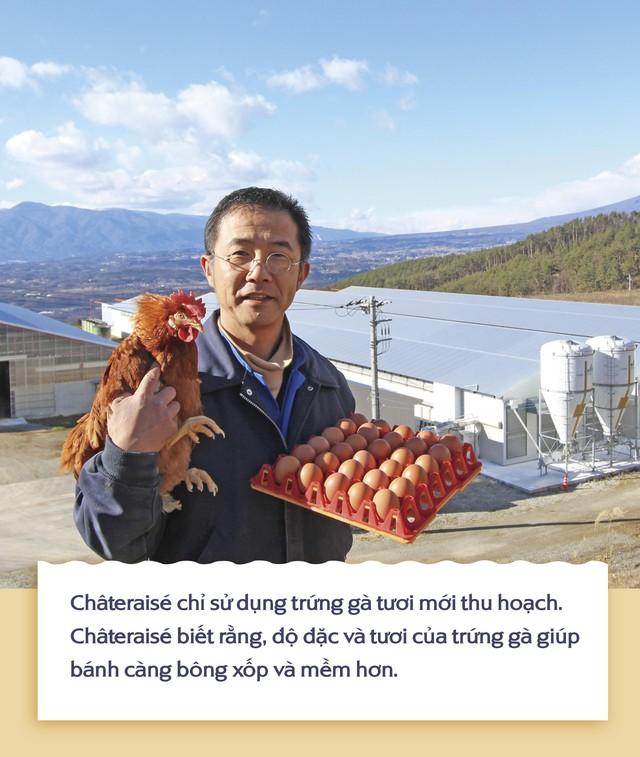Câu chuyện thành công: Bí quyết làm nên sự trường tồn của thương hiệu bánh ngọt Châteraisé danh tiếng Nhật Bản - Ảnh 4.