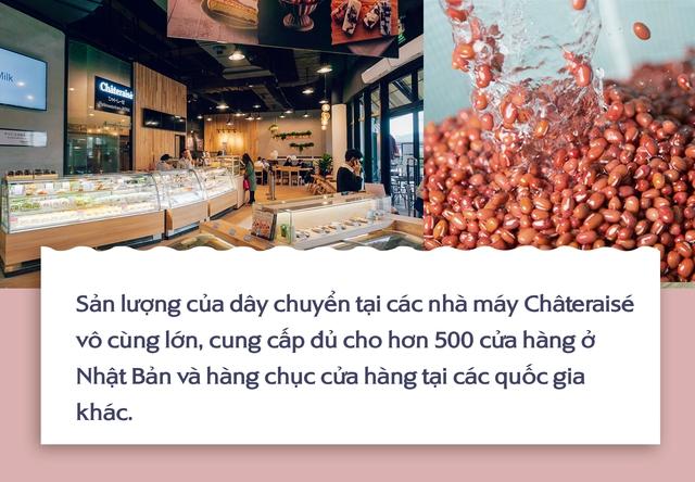 Câu chuyện thành công: Bí quyết làm nên sự trường tồn của thương hiệu bánh ngọt Châteraisé danh tiếng Nhật Bản - Ảnh 7.