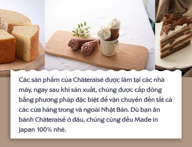 Câu chuyện thành công: Bí quyết làm nên sự trường tồn của thương hiệu bánh ngọt Châteraisé danh tiếng Nhật Bản - Ảnh 8.