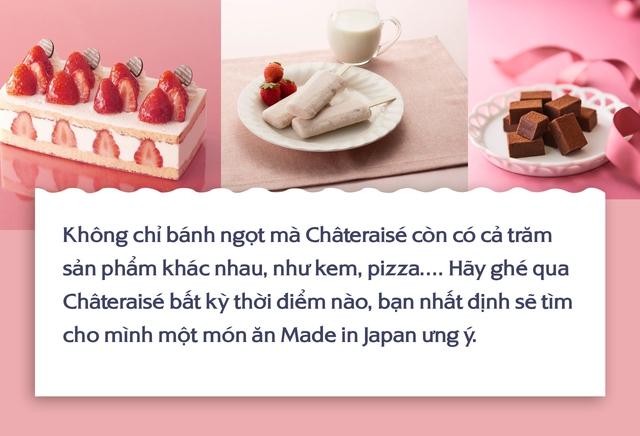 Câu chuyện thành công: Bí quyết làm nên sự trường tồn của thương hiệu bánh ngọt Châteraisé danh tiếng Nhật Bản - Ảnh 9.