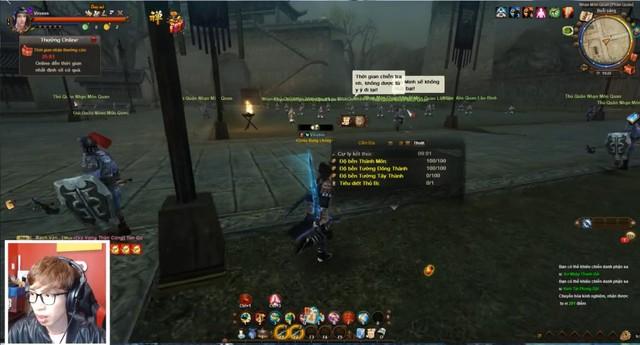 Hot streamer ViruSs liên tục kêu cứu khi bị game thủ Cửu Âm Chân Kinh truy đuổi sấp mặt - Ảnh 5.