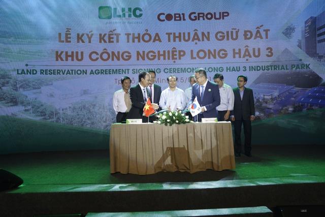 Long An mở rộng dự án khu công nghiệp đô thị sinh thái - Ảnh 2.