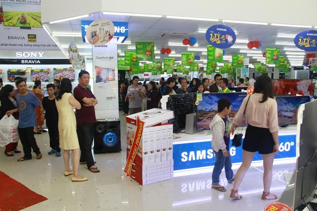 Người Đà Nẵng - Tết này nên mua điện máy ở đâu? - Ảnh 1.