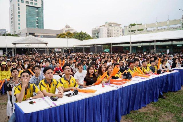Đại Hội 360mobi - Lễ hội của eSports, âm nhạc và giới trẻ - Ảnh 4.