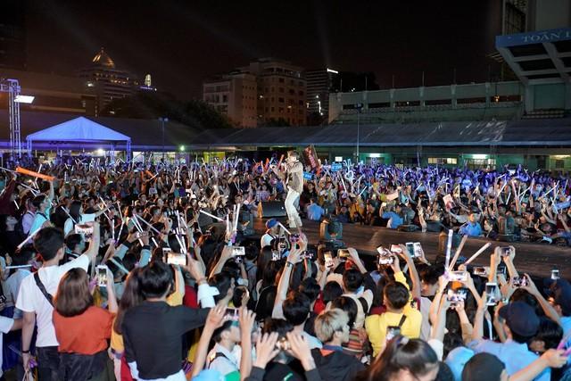 Đại Hội 360mobi - Lễ hội của eSports, âm nhạc và giới trẻ - Ảnh 9.