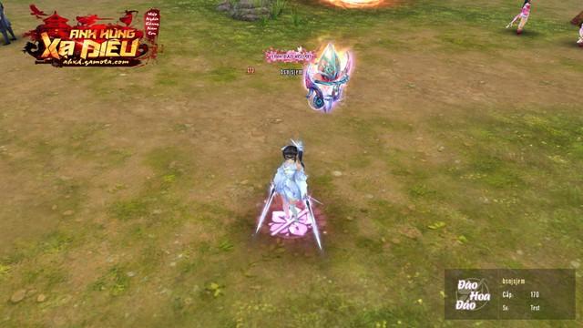 Anh Hùng Xạ Điêu tung Update khủng dành tặng game thủ ăn tết - Ảnh 2.