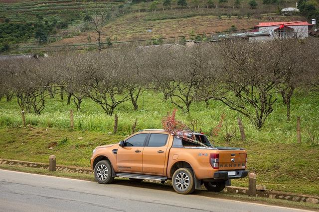 Cùng Ford Ranger khám phá Mộc Châu - Địa điểm cực đẹp cho một chuyến du lịch dịp Tết Kỷ Hợi - Ảnh 2.