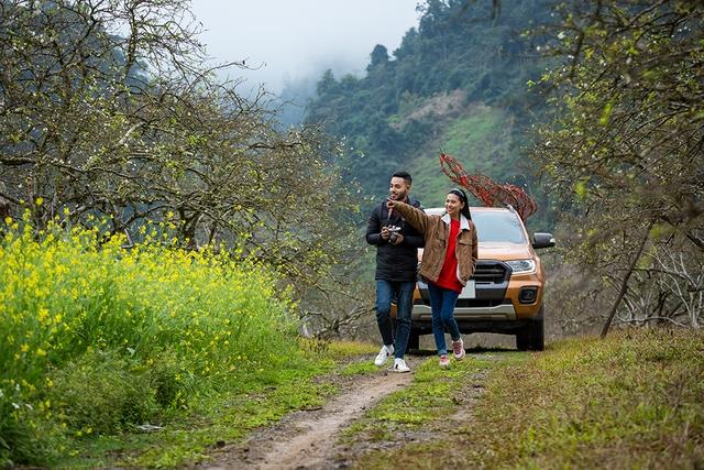 Cùng Ford Ranger khám phá Mộc Châu - Địa điểm cực đẹp cho một chuyến du lịch dịp Tết Kỷ Hợi - Ảnh 4.