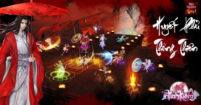 Tình Kiếm 3D tung bản Big Update khủng mừng Xuân cùng hàng trăm Giftcode dành tặng cho game thủ - Ảnh 1.