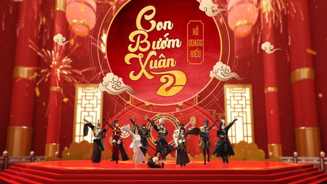 Hồ Quang Hiếu mang đến niềm vui bất ngờ cho Kiếm Thế Mobile với Con Bướm Xuân 2 - Ảnh 3.