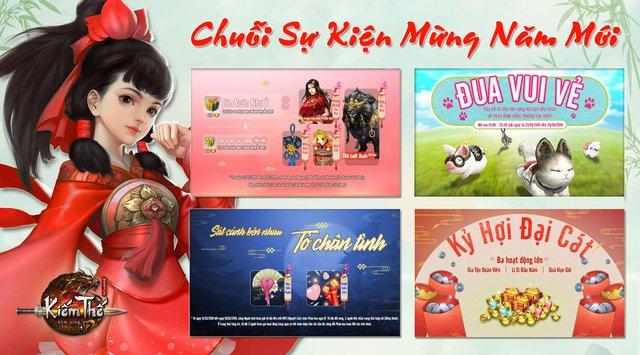 Hồ Quang Hiếu mang đến niềm vui bất ngờ cho Kiếm Thế Mobile với Con Bướm Xuân 2 - Ảnh 4.