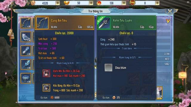 Phỏng vấn độc quyền Cao thủ Chí Tôn 18 đầu tiên trên toàn Server của Tình Kiếm 3D - Ảnh 3.