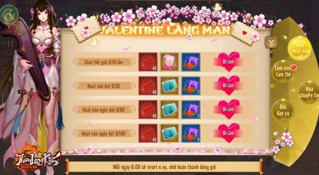 Cộng đồng mạng Thiên Long Kiếm rục rịch tuyển gấu đón Valentine - Ảnh 5.