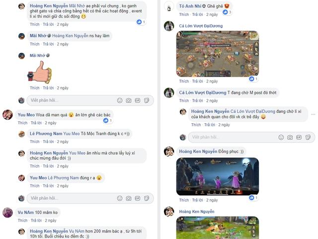 """Tán tỉnh chưa """"phê"""", game thủ Kiếm Thế Mobile đãi tiệc cưới cả trăm mâm - Ảnh 3."""