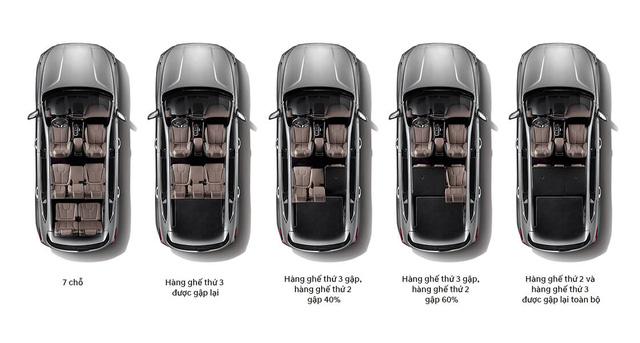 Bán gần hết lô đầu ngay tháng mở bán, Hyundai Santa Fe có gì hot? - Ảnh 1.