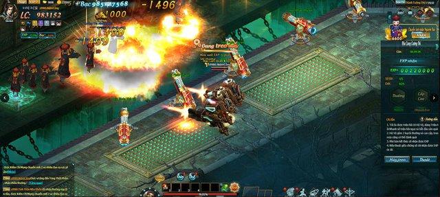 Game thủ tham gia Webgame Thiên Địa Hội tha hồ hóa thân thành Vi Tiểu Bảo