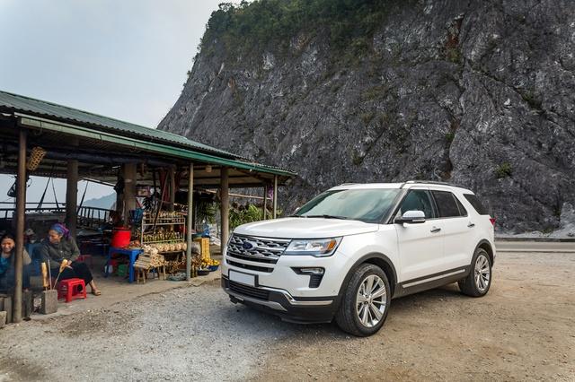 Trải nghiệm du lịch khám phá Hòa Bình với Ford Explorer 2018 - Ảnh 3.