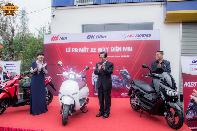 Xe máy điện MBI đã có giá, rẻ nhất từ 39,8 triệu - Ảnh 3.