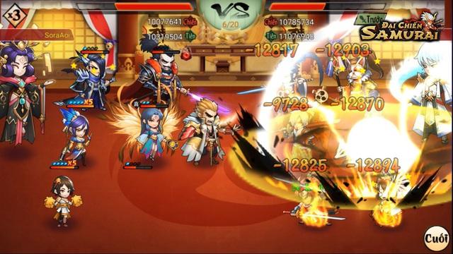Đại Chiến Samurai – VNG chính thức ra mắt với nhiều sự kiện hấp dẫn