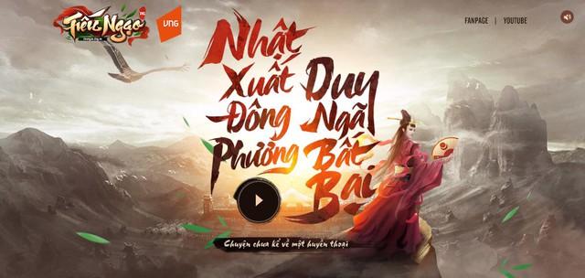 VNG bất ngờ ra mắt Trailer cho tựa game Tiếu Ngạo - VNG, phải chăng huyền thoại Tiếu Ngạo Giang Hồ sắp trở lại? - Ảnh 2.