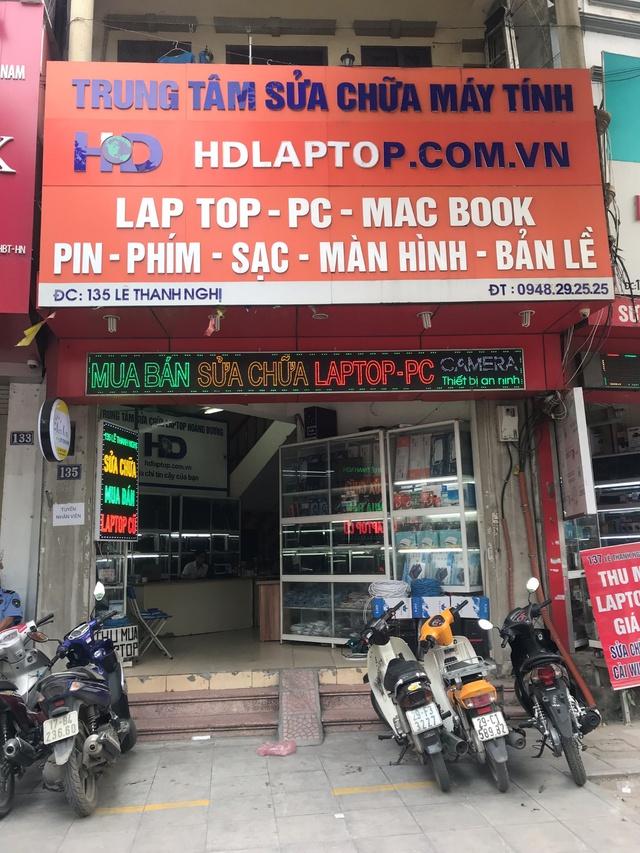 Địa chỉ thu mua máy tính laptop cũ uy tín tại Hà Nội - Ảnh 1.