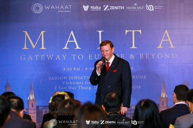 Doanh nghiệp Việt Nam tìm hiểu cơ hội hợp tác với Malta - Ảnh 1.
