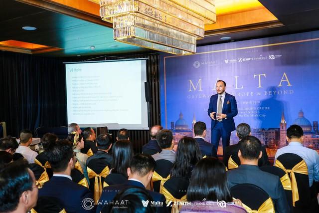 Doanh nghiệp Việt Nam tìm hiểu cơ hội hợp tác với Malta - Ảnh 2.