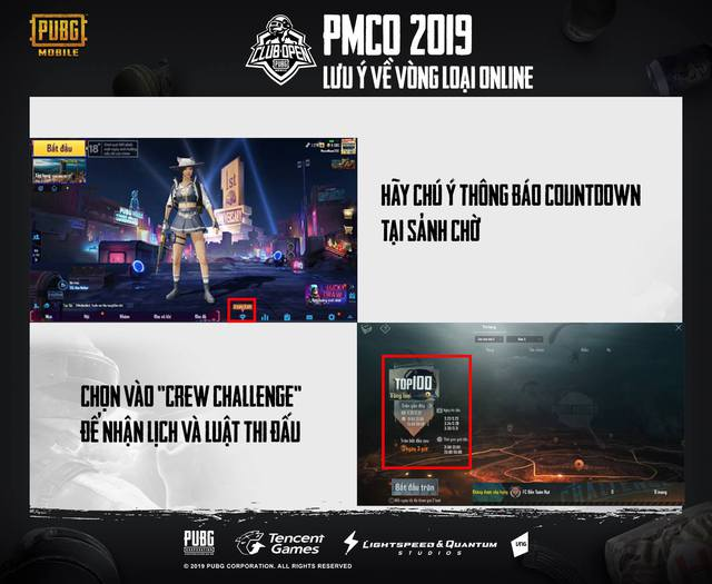 """Vòng Loại Online """"PUBG Mobile Club Open VN"""" chính thức khởi tranh trong hôm nay 22/03 - Ảnh 2."""