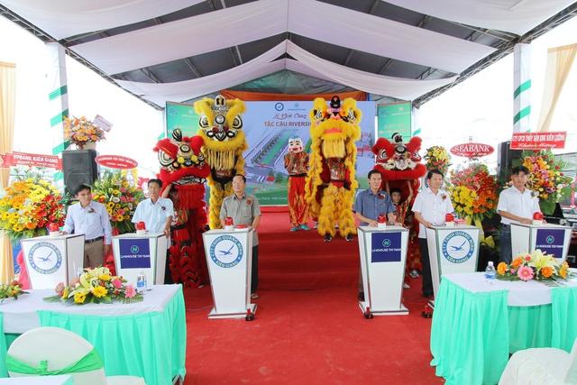 Tắc Cậu Riverside - Khởi công dự án shophouse tại Châu Thành, Kiên Giang - Ảnh 2.