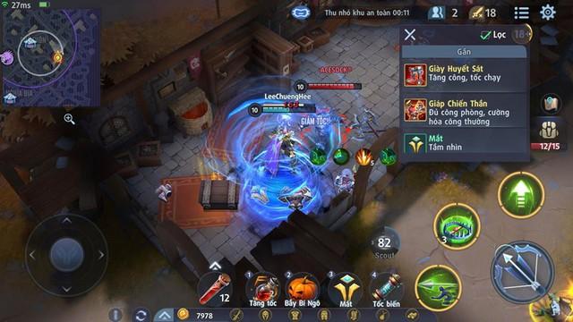 Vanh Leg cùng Độ Mixi đồng loạt tặng Giftcode, thách game thủ vào Survival Heroes giành Top 1 - Ảnh 6.