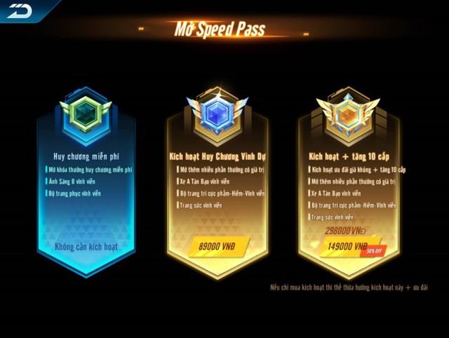Phiên bản mới của ZingSpeed Mobilechính thức đến tay Racer - Ảnh 2.