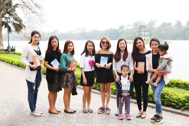 Hành trình tặng sách độc đáo lần đầu tiên xuất hiện tại Việt Nam đã chính thức khởi động - Ảnh 3.