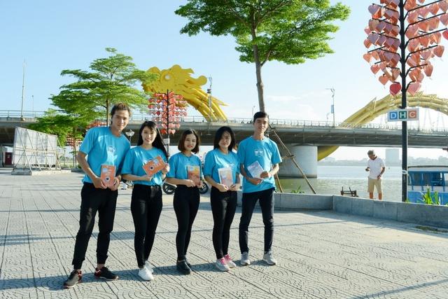 Hành trình tặng sách độc đáo lần đầu tiên xuất hiện tại Việt Nam đã chính thức khởi động - Ảnh 4.