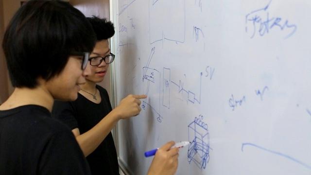 CLB Robotics trường THPT FPT đại diện Việt Nam tham gia cuộc thi quốc tế - Ảnh 4.