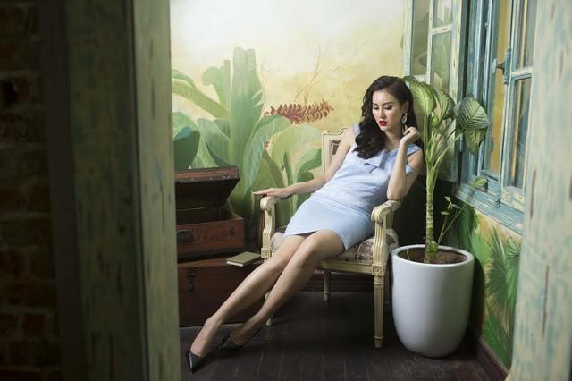 Hà Lade đẹp mê hồn như quý cô Paris trong lookbook mới của 20Again - Ảnh 8.