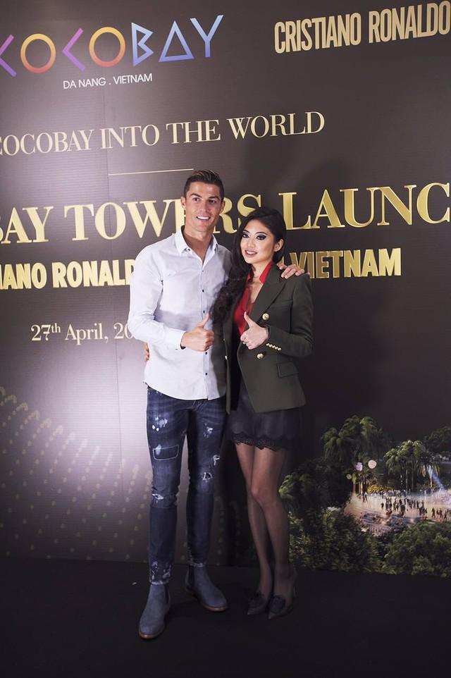 """Coco Trần – """"Cristiano Ronaldo đã """"đổ gục"""" trước vẻ đẹp của Cocobay Towers"""" - Ảnh 2."""