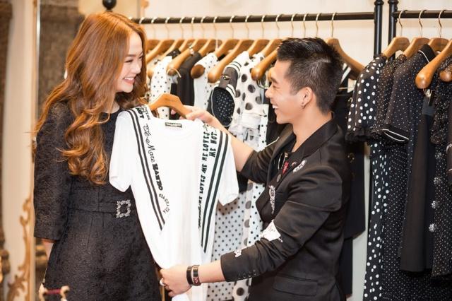 Minh Hằng chi mạnh tay shopping tại Dolce & Gabbana cho sự trở lại sau scandal - Ảnh 1.