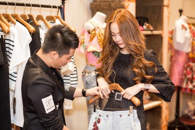 Minh Hằng chi mạnh tay shopping tại Dolce & Gabbana cho sự trở lại sau scandal - Ảnh 2.