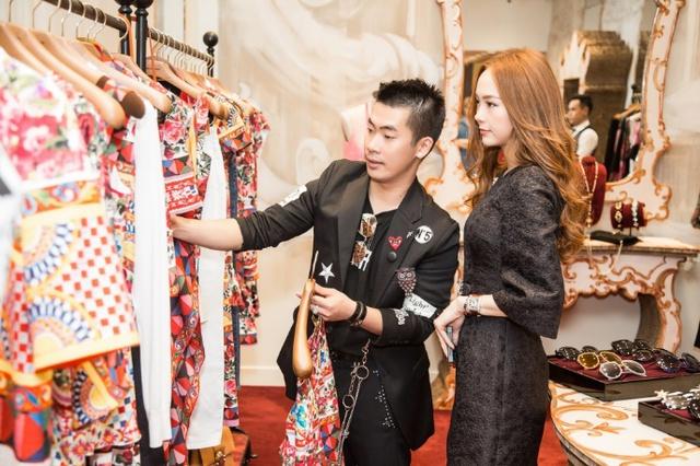Minh Hằng chi mạnh tay shopping tại Dolce & Gabbana cho sự trở lại sau scandal - Ảnh 8.
