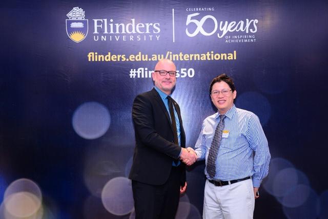 Đại học Flinders, Australia - Kỷ niệm 50 năm thành lập - Ảnh 2.